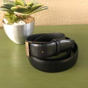 Kenzo Homme Black belt Made in France